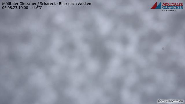 Livecam Mölltaler Gletscher - Schareck