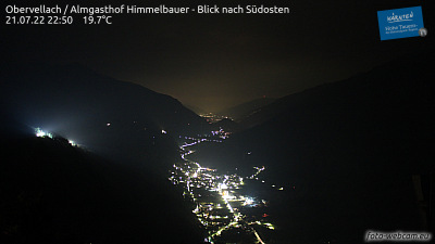 Himmelbauer, Blick Ost